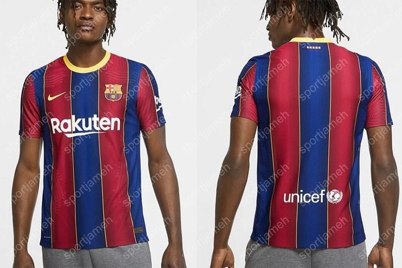 لباس بارسلونا 2021