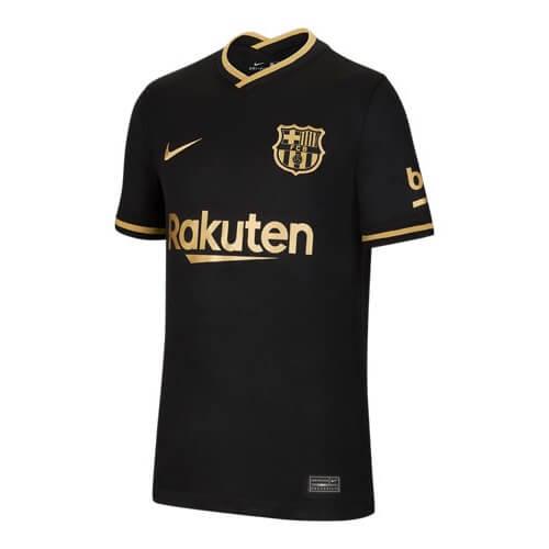 لباس دوم بارسلونا 2021